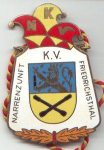 Hausorden der NKV Friedrichsthal